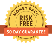 Money-Back Guarantee Badge